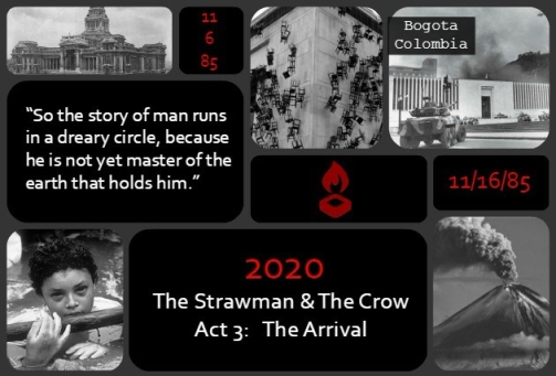 The Strawman and the Crow