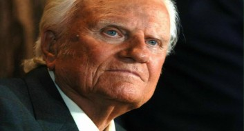 Rev Billy Graham