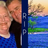 BARBARA BUSH: LIKE SON, LIKE MOTHER