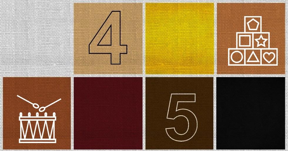 4 or 5
